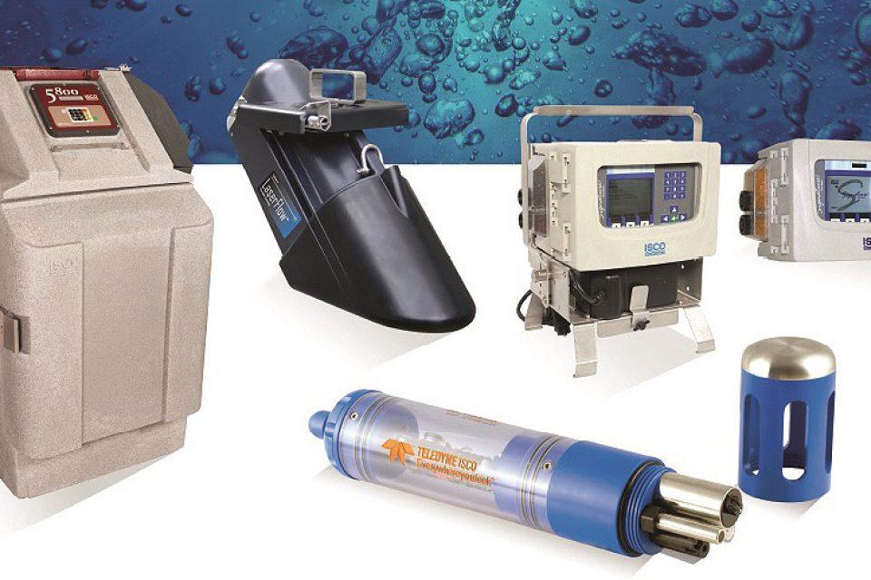 Soluciones para muestreo y monitoreo de aguas y efluentes