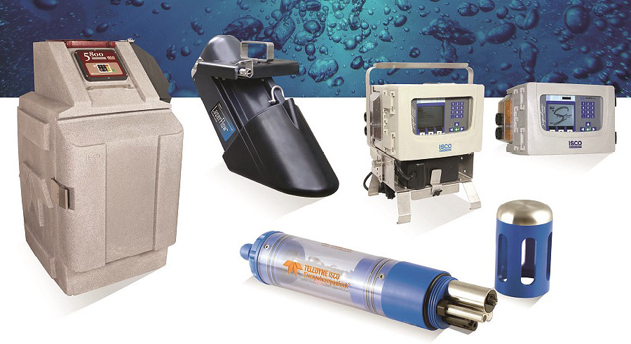 Solutions for water and wastewater sampling and monitoring