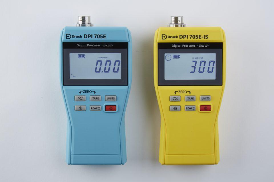 (Esp) DPI705E ¡Nuevo! Indicador de Presión y Temperatura