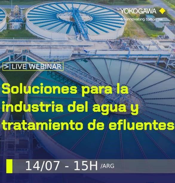 (Esp) Webinar Soluciones para la Industria del Agua y Tratamiento de Efluentes