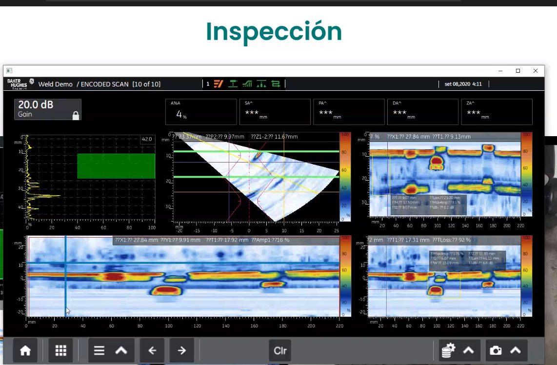 (Esp) Webinar Inspección de Soldaduras, Tornillos, Bridas y Mapeo de Corrosión utilizando Phased Array.