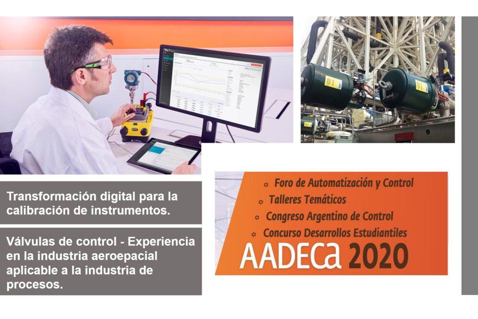 PRESENTES en AADECA 2020