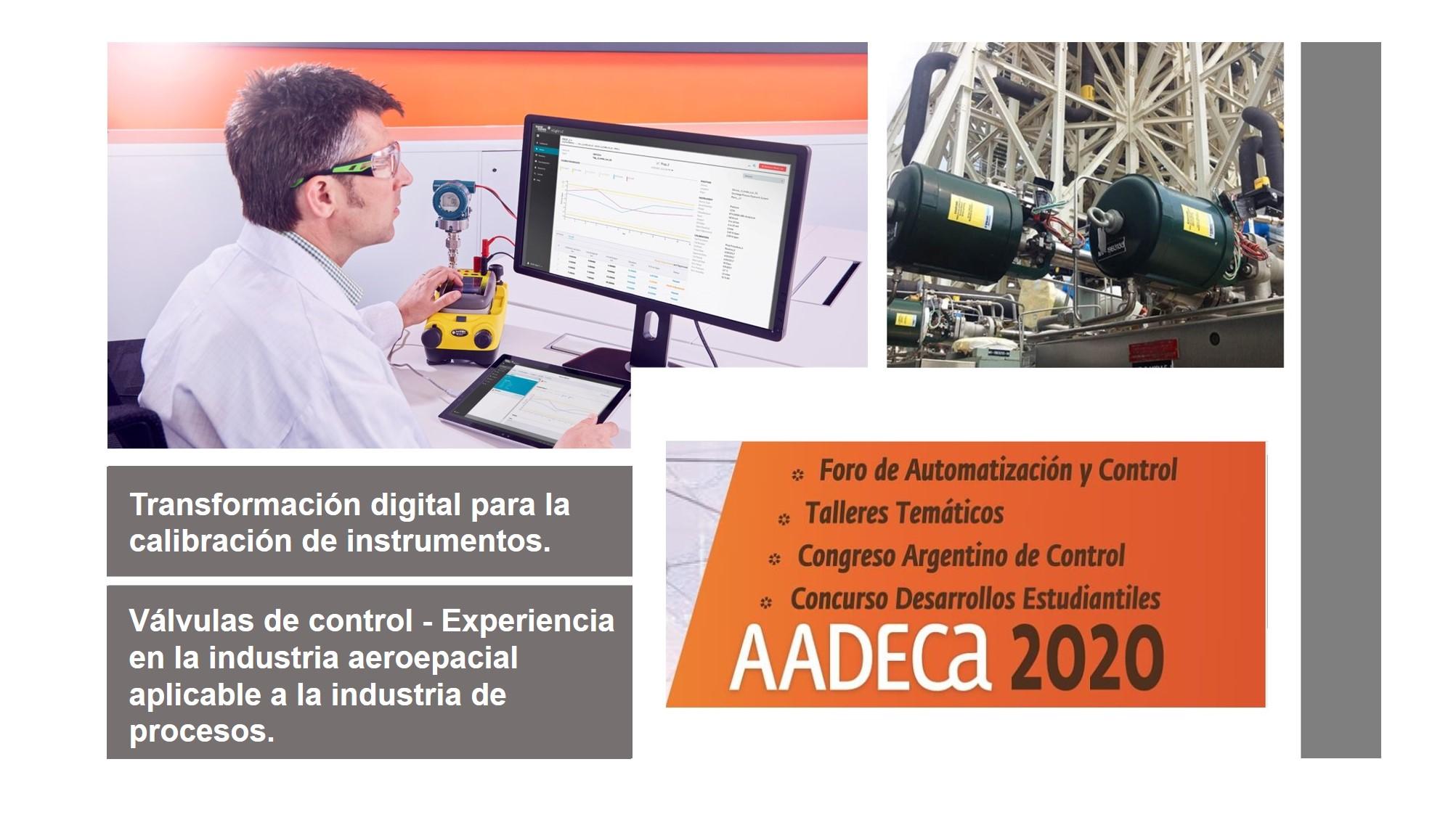 (Esp) PRESENTES en AADECA 2020