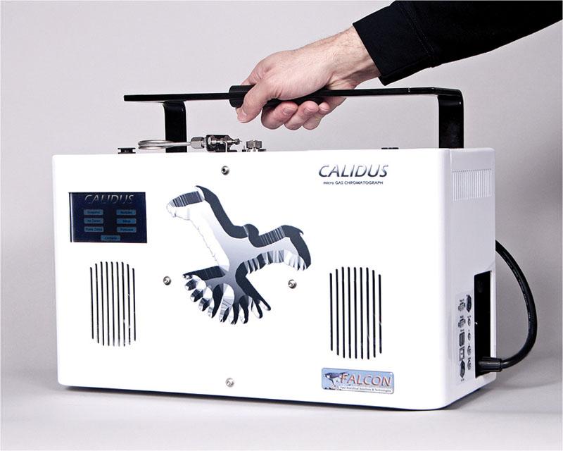 (Esp) Cromatógrafo Ultrarrápido para uso en laboratorio, en proceso y en soluciones transportables.