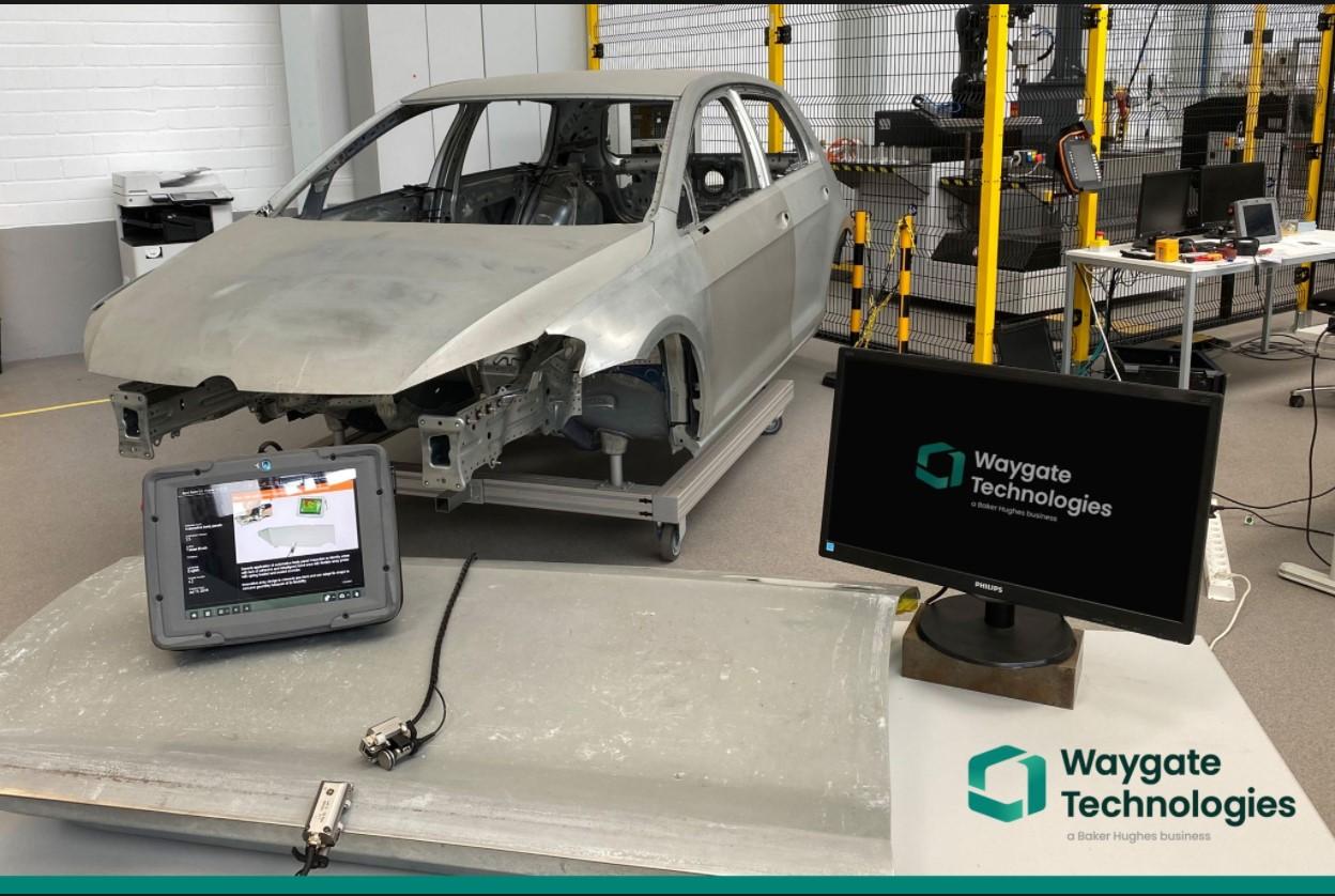 (Esp) Webinar: Soluciones para la Industria Automotriz: Ensayos No Destructivos